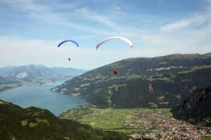 SALZANO Hotel - Spa - Restaurant / Paragliding - Interlaken