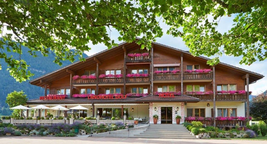 SALZANO Hotel - Spa - Restaurant / Ihre Destination in Interlaken - wohlfühlen, entspannen, geniessen - Ferien im Berner Oberland - Schweiz