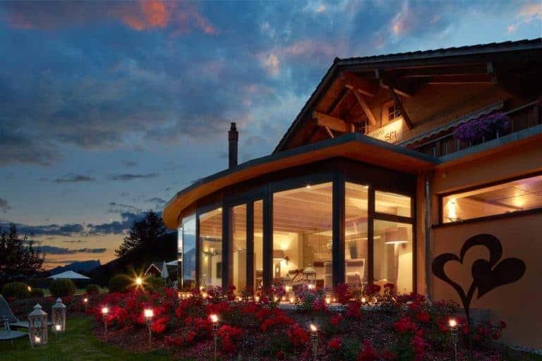 SALZANO Hotel - Spa - Restaurant in Interlaken / Wellness - Day Spa Interlaken