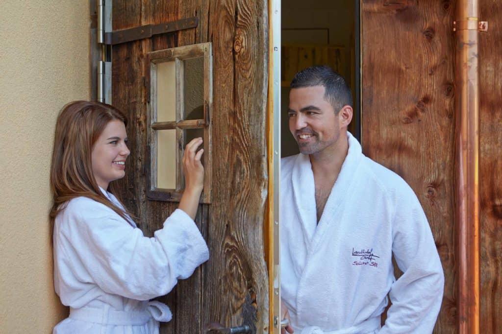 SALZANO Hotel - Spa - Restaurant in Interlaken / Wellness - Liebes Zeit - Romantik Angebot Interlaken