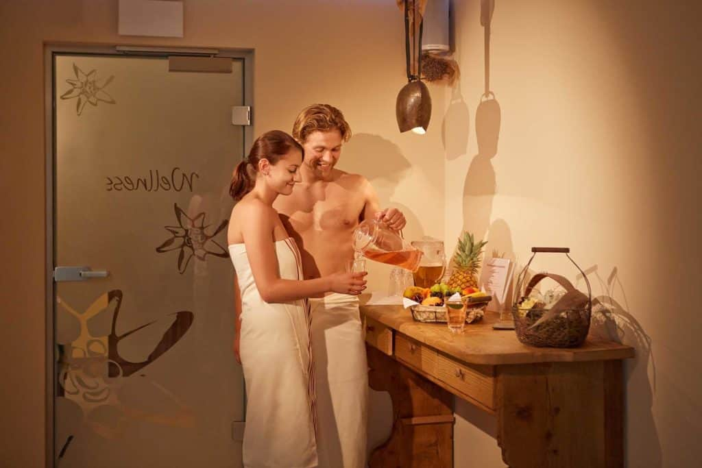 SALZANO Hotel - Spa - Restaurant in Interlaken / Wellness - Day Spa
