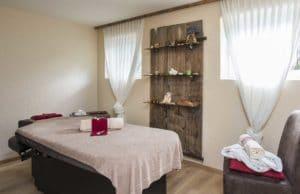 SALZANO Hotel - Spa - Restaurant in Interlaken / Wellness - Beauty Raum, Massage