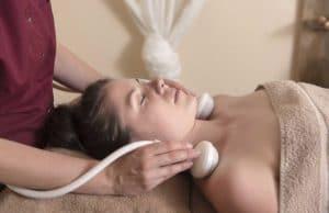 SALZANO Hotel - Spa - Restaurant in Interlaken / Wellness - Massage Stempel