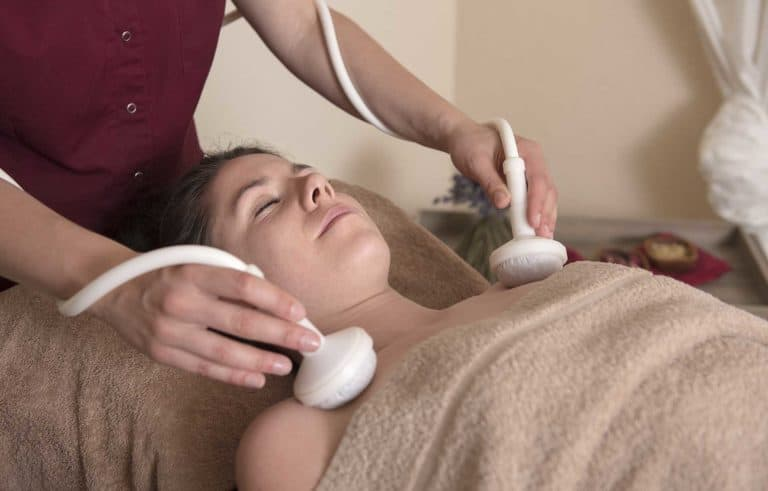 SALZANO Hotel - Spa - Restaurant in Interlaken / Wellness - Stempelmassage Body