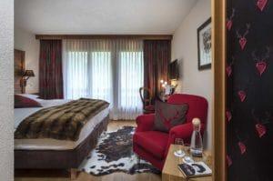 SALZANO Hotel - Spa - Restaurant in Interlaken - Urlaub, Ferien, Weekend, im Natura Zimmer