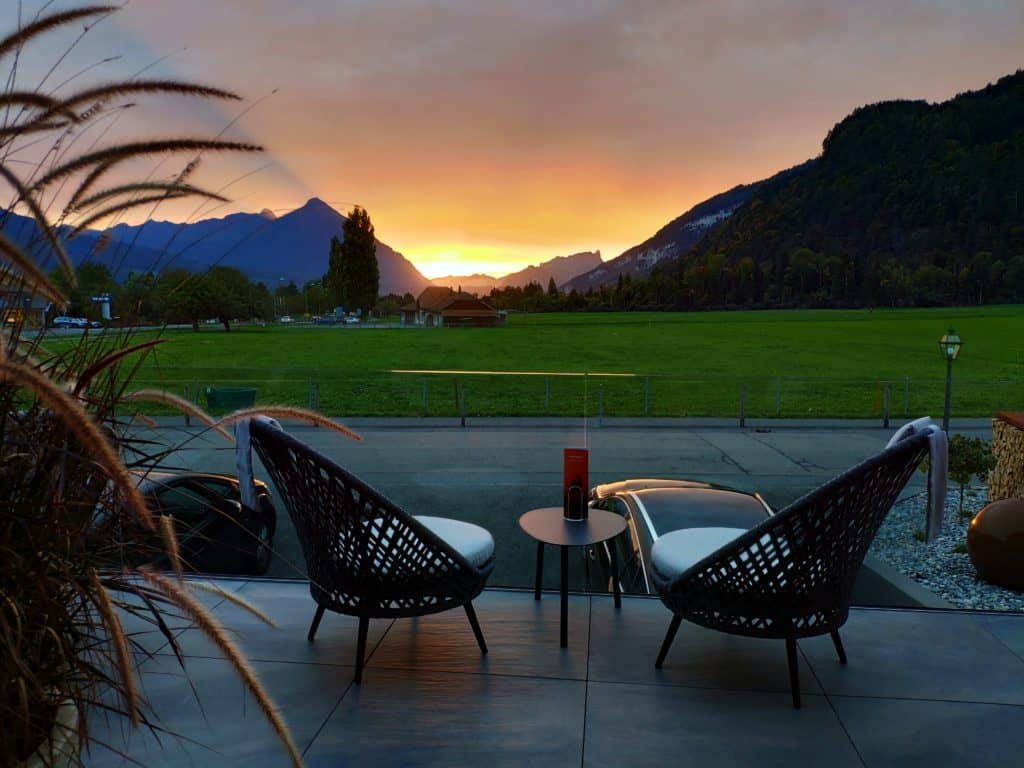 Ferien Hotel in Interlaken mit Wellness und Restaurant