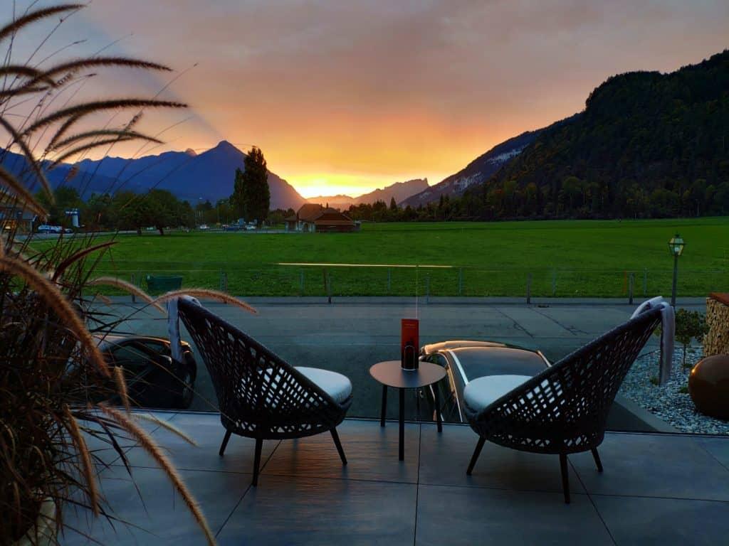Ferien Hotel in Interlaken mit Wellness und Restaurant