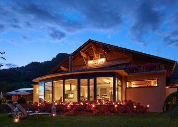 SALZANO Hotel - Spa - Restaurant in Interlaken / Wellness - Alpin Spa - SALZANO Spa Interlaken